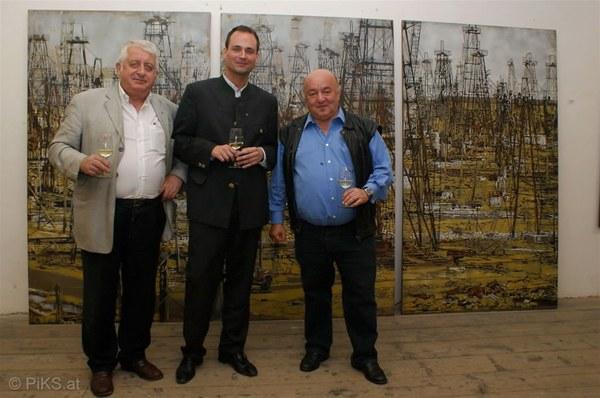 Ausstellung Loos Club 2010