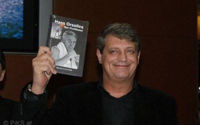 Buchpräsentation Hans Orsolics 2010