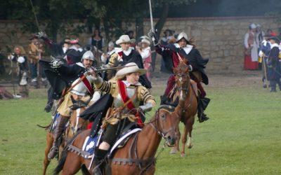 Schlacht am Weissenberg – die Schlacht 2010