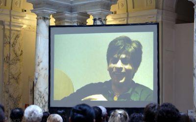 Shah Rukh Khan Konferenz Eröffnung 2010